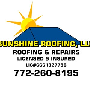 Sunshine Roofing, LLC Logo