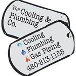 The Cooling & Plumbing Co Logo