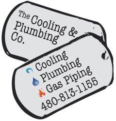 The Cooling & Plumbing Co Logo