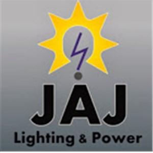 JAJ Lighting & Power Logo