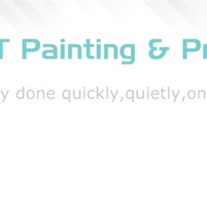 TLT Painting & Property Care Logo