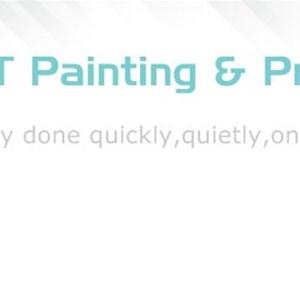 TLT Painting & Property Care Logo