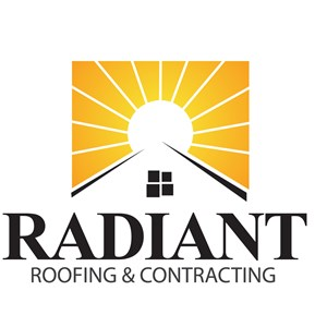 Radiant Roofing and Contracting Logo