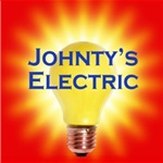 Johntys Electric Logo