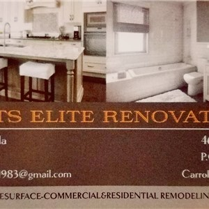 J-ARTS ELITE RENOVATIONS Cover Photo