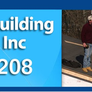 Richard Nuess Building & Roofing Contractor Logo