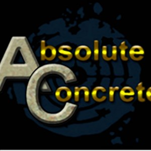 Absolute Concrete Logo