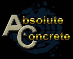 Absolute Concrete Logo