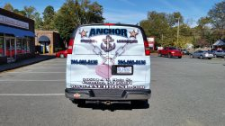 Anchor Security & Locksmith Logo