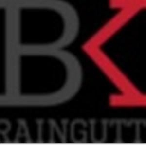 BK Raingutters Logo