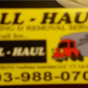 All-haul removal & moving srv. Cover Photo