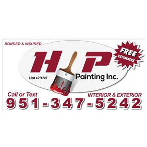 H Painting inc Logo