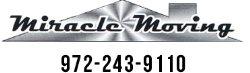 Miracle Moving, LLC Logo