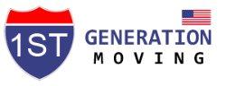 1st Generation Moving & Storage Logo