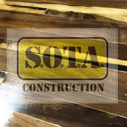SOTA Construction Logo