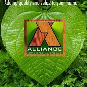 Alliance Roofing & Home Repair Logo