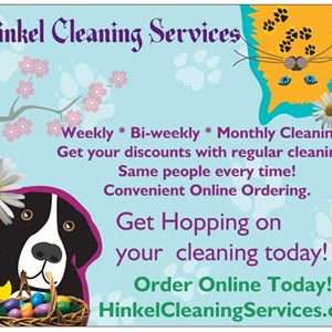 Hinkel Cleaning Services, LLC Logo