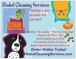 Hinkel Cleaning Services, LLC Logo