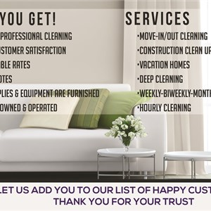 Inch by Inch Cleaning Services LLC Cover Photo