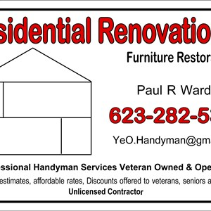 Residential Renovations Cover Photo