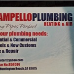 Strampello Plumbing Cover Photo