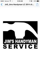 Jims Handyman Service Logo