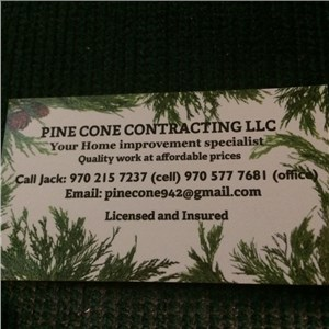 Pine Cone Moving Cover Photo