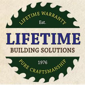 Lifetime Building Solutions Logo