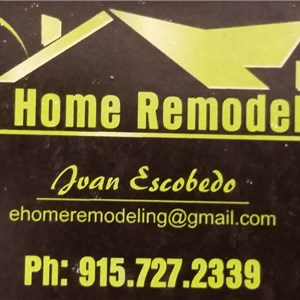 E Home Remodeling Cover Photo