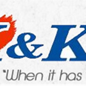 K&k Finishes, Inc. Logo
