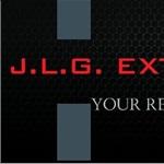 J L G Exteriors Logo