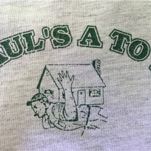 Paul Mumfords A TO Z Logo