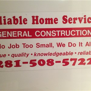 Reliable Home Services Cover Photo