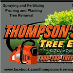 Thompsons Landscape & Tree Experts Logo