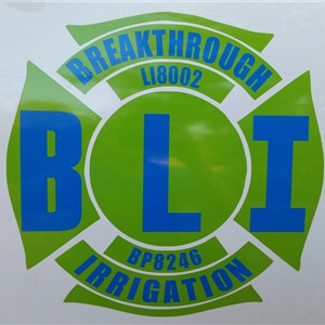 Breakthrough Irrigation Logo