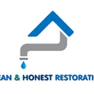 Clean & Honest Restoration Logo