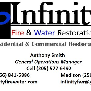 Infinity Fire And Water Restoration, LLC Logo