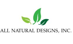 All Natural Designs, Inc. Logo