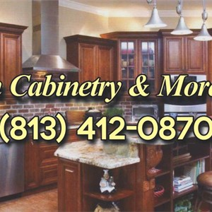 Custom Cabinetry & More LLC Logo
