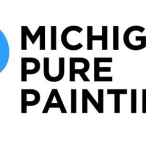Michigan Pure Painting Logo