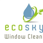 Ecoskye Window Cleaning Logo