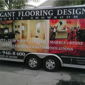 Elegant Flooring Designs, Inc. Logo