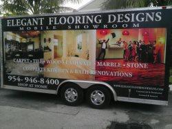 Elegant Flooring Designs, Inc. Logo
