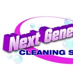 Next Generation Cleaning Services Logo