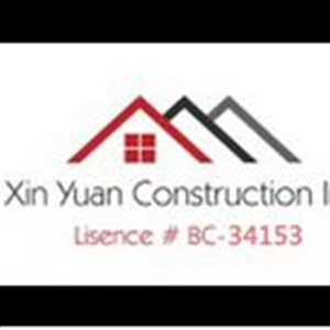 Xin Yuan Construction Inc Logo