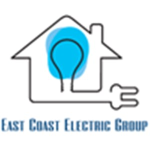 EAST COAST ELECTRIC GROUP Logo