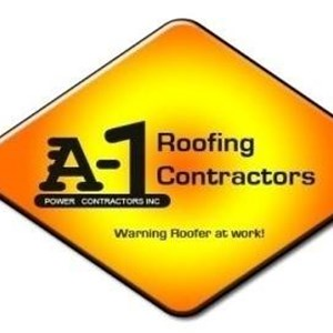 A-1 Power Contractors Logo