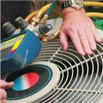 Comfort Experts Heating & Air Logo