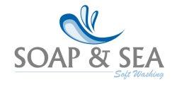 Soap & Sea Soft Washing Logo