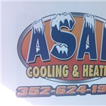 Asap Cooling & Heating Logo